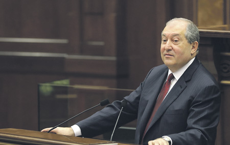 Армения начинает переход к парламентской республике