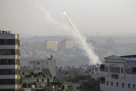 израиль, цахал, минобороны, газа, терроризм, исламский джихад, сирия, дамаск