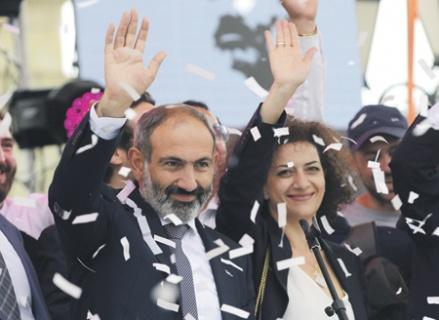Пашинян назвал первоочередную задачу правительства Армении