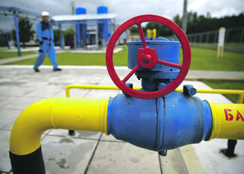 украина, виртуальный реверс, газ, импорт, ес