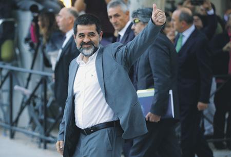 Напост руководителя Каталонии снова выдвинули арестованного Санчеса