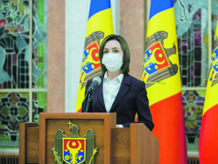 молдавия, санду, суд, парламент, роспуск, политический кризис, румыния, скандал