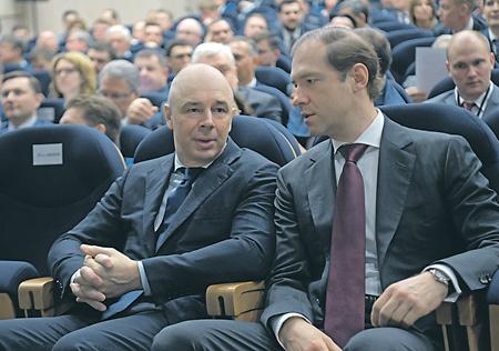 Силуанов проинформировал оприоритете вразвитии инфраструктуры вРФ
