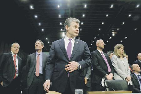 Daily Beast: руководитель  ФБР предупредил о«китайских шпионах» вуниверситетах США