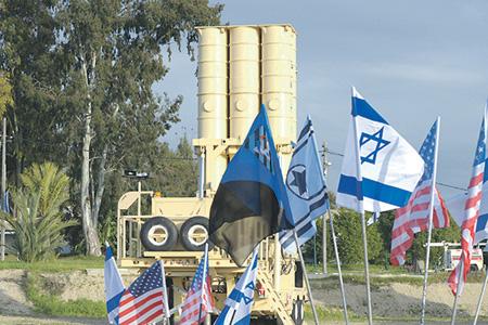 Масштабные учения ПРО: США иИзраиль объединились