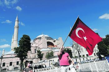 турция, эрдоган, мечеть, святая софия. ватикан, рпц, юнеско