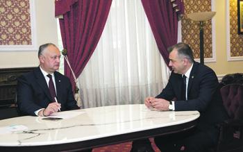 молдавия, бюджет, российский кредит, скандал