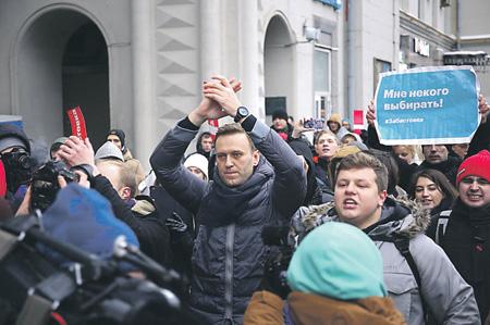 Удальцов проведет в столице митинг перед инаугурацией В.Путина