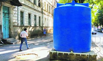 крым, водоснабжение, коммунальный кризис