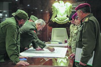 ливия, гражданская война, хафтар, сарадж, триполи, религиозный фактор