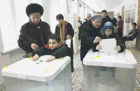 Собянин считает, что ученические референдумы неповлияют наявку навыборах президента