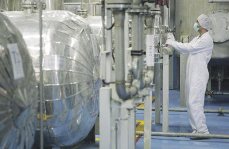В ответ на демарш США иранские власти могут вернуть обогащение урана на прежний уровень
