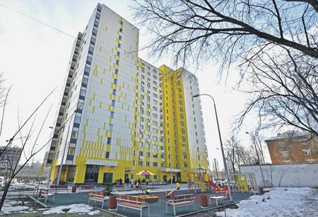 Для жилья пореновации в столице отобрали 242 площадки