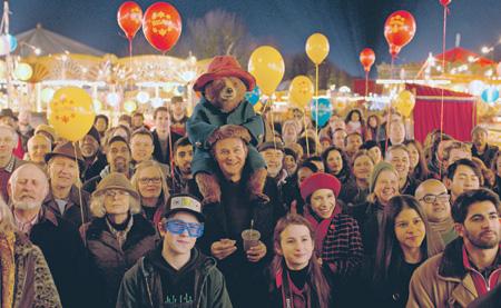 «Приключения Паддингтона 2» вдень премьеры оказался популярнее русских фильмов