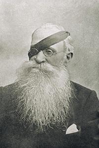 Военный инженер и археолог-любитель А.Л. Бертье-Делагард в 1892 году определил найденную в Херсонесе постройку как баптистерий (или крещальню).
