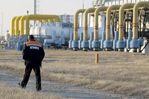 Газ в очередной раз станет темой разговора премьеров Украины и России. Фото Reuters
