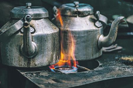 Спрос на голубое топливо растет не так быстро, как ожидалось. Фото Pixabay