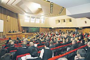 Верховный совет Крыма решает, что делать. Фото с сайта www.rada.crimea.ua