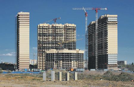 Инвестиции в жилищное строительство сейчас на минимальном за последние три года уровне. Фото Pixabay