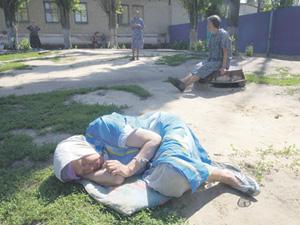 К ним – не пускают, их – не выпускают. Фото РИА Новости
