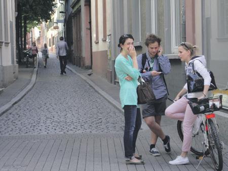 В Гейдельберге студентам созданы комфортные условия для учебы и жизни.  Фото Пола Сейблмана