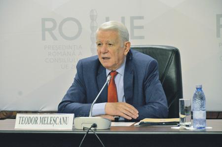 Министр иностранных дел Румынии Теодор Мелешкану успокоил граждан РМ: декларации отдельных сел не имеют юридических последствий. Фото со страницы МИД Румынии в Flickr