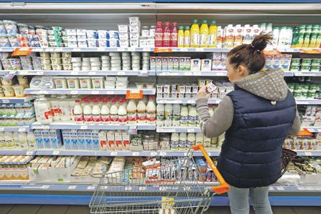 Обсуждаемая властями налоговая реформа скажется на ценах в магазинах. Фото Reuters