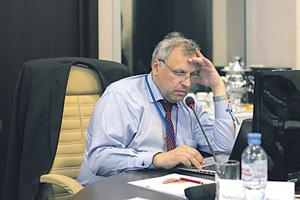 Валерий Бухтияров, директор Института катализа имени Борескова Сибирского отделения РАН.
