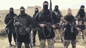 Боевики ИГ пугают Россию джихадом. Фото ZUMA/ТАСС