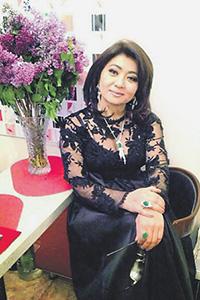 Мавлюда Турсунова – женщина-легенда афганской войны. Фото со страницы Мавлюды Турсуновой в социальной сети «Одноклассники»