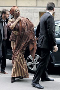 Министр нефти Нигерии Диезани Аллисон-Мадуэке претендует на пост генсека ОПЕК.Фото Reuters