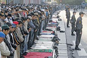 Кавказские этнические общины заняли в современной химерической государственности нишу антисистемы, а ваххабизм выступает в роли антисистемной идеологии. Фото Reuters