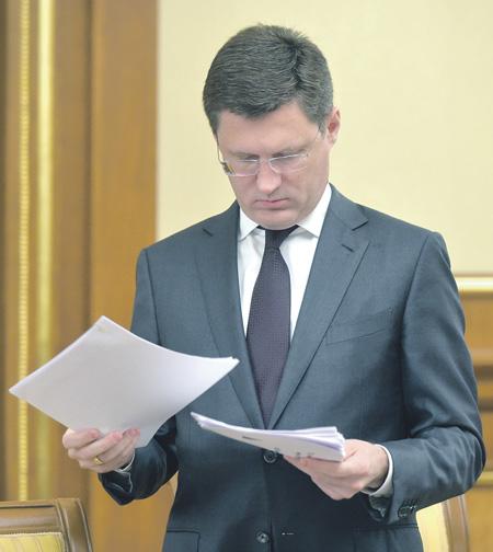 Глава Минэнерго Александр Новак намерен в ближайшие десятилетия увеличить долю возобновляемой энергетики в РФ. Фото РИА Новости