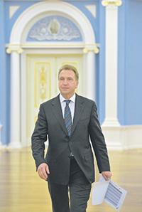 Первый вице-премьер Игорь Шувалов предпочитает рассуждать о «повестке развития». Фото РИА Новости