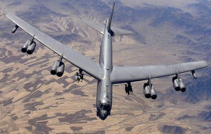 Америка приводит в полную боеготовность ядерные бомбардировщики В-52