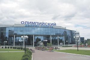 Один из «парадных» объектов применения энергосервиса-комплекса в городе Чехове.Фото с сайта www.wikipedia.org