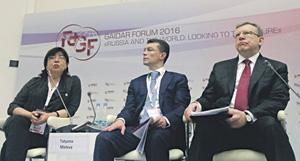 Глава Минтруда Максим Топилин осторожно допускает факт повторной индексации пенсий.Фото со страницы Минтруда РФ в Twitter