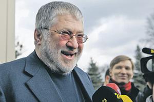 Игорь Коломойский не собирается делить Днепропетровскую область даже с украинской властью. Фото Украинское Фото/PhotoXPress