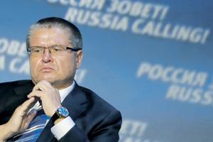 Глава Минэкономразвития Алексей Улюкаев размышляет о причинах замедления экономики. Фото Reuters