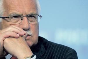 Экс-президент Чехии Вацлав Клаус считает удержание Донбасса военной силой большой ошибкой Киева.Фото PhotoXPress.ru