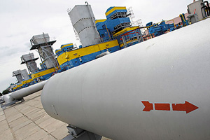 Украинские газовые хранилища оказались в центре очередных разбирательств Киева и Москвы. Фото Reuters