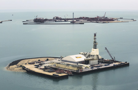 Ирак поддерживает продление соглашения по уменьшению добычи нефти еще надевять месяцев