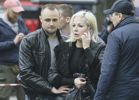 Марии Максаковой придется искать выход из ситуации самой. Фото Reuters