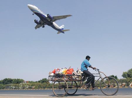 Индия – один из наиболее быстро растущих авиаперевозчиков не только в Азии, но и во всем мире.Фото Reuters