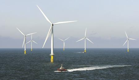 Ветряная энергетика становится дешевле традиционной.   Фото Reuters