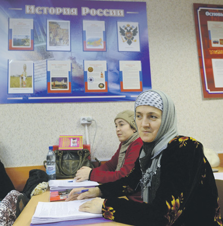 История России – это и их история.Фото PhotoXPress.ru