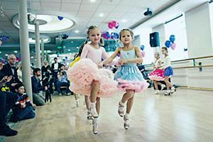В «Доме танца» для детей придумана особая программа обучения.  Фото со страницы «Дома танца» в социальной сети Facebook