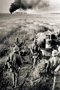 22 июня 1941-го вермахт пересек советскую границу. Заработала машина уничтожения.Фото из Федерального архива Германии