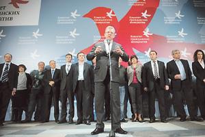 Комитет гражданских инициатив включает экспертов по самым разным направлениям. Фото РИА Новости