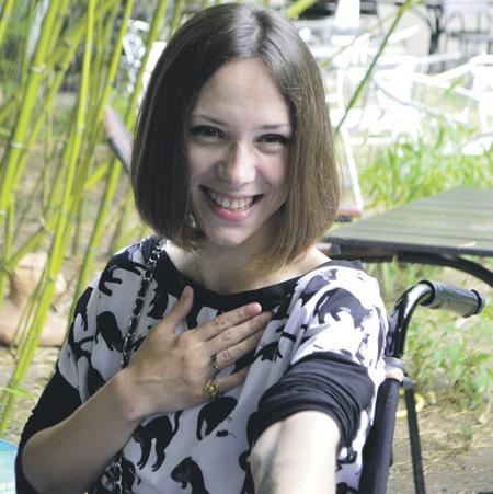 Два года назад Алина Стародубцева сама участвала в фестивале «Мцыри», а теперь она уже провела мастер-класс. Фото Елены Тотель